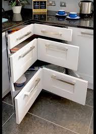 Top Corner Kitchen Cabinet Ideas by Best 25 Small Corner Cabinet Ideas On Pinterest Wood Corner