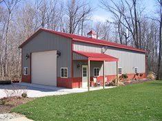 Pre Built Sheds Columbus Ohio by Ohio Pole Barns Pole Buildings Pole Barn Construction