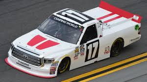2017 NASCAR Camping World Truck Series Paint Schemes - Team #17