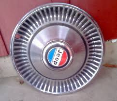 100 Vintage Truck Parts Jeep Wagoneer Hubcaps In Car On PopScreen