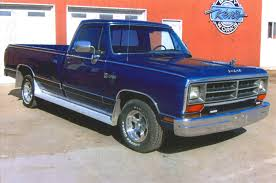 100 Lnc Truck 1988 Dodge LE 150 Ram Paul D LMC Life