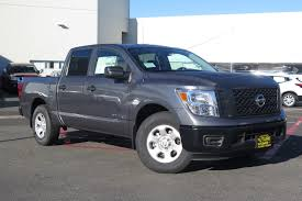 New 2017 Nissan Titan S Crew Cab Pickup In Folsom #N44617   Future ... Nissan Titan 65 Bed With Track System 62018 Truxedo Truxport Trucks For Sale In Edmton 2017 Crew Cab Pricing Edmunds Sales Are Up 274 Percent Over Last Year The Drive 2018 Titan Xd Truck Usa New For Warren Oh Sims 2016nisstitanxd Fast Lane Used 2012 4x4 Crewcab Sl Accident Free Leather Preowned 2013 Pro4x Pickup Cicero 2016 Titans Turbo Diesel Might Be Unorthodox But Its Review Autoguidecom News Partners With Cummins Diesel
