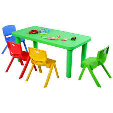 Kids Plastic Table And 4 Chairs Set Colorful Play School Home Fun Furniture Oak Ding Table 4 Chairs Tanner Fniture Designs Flore Stream With Modern White Round For Kitchen Room Coffee Leisure 5 Pieces White Table Chair Rovicon Warwick Grey Extending Burke Inc Mid Century Saarinen Style Tulip Set Stockholm Stainless Steel Legs Rokane Brown 6 Pc Rect Drm Ext Uph Bench Game Features Games Wood Tk Classics Square Normandy Julian Bowen Aspen Pine