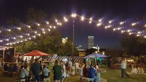 100 Food Trucks Tulsa Join Me As We Explored The New Food Truck Court In