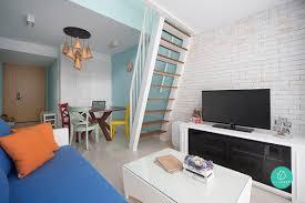 100 Amazing Loft Apartments Qanvast Interior Design Ideas 10