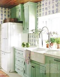 Retro Kitchen Color Scheme Flavor Of Days Past With A Modern Flairlove The Colors