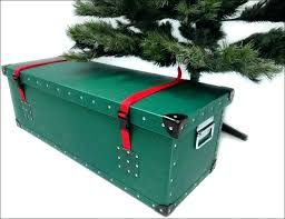 Christmas Tree Storage Tote Ornament Box Bins Iris