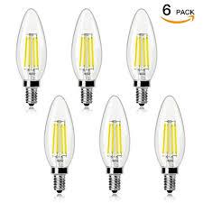 wenfeng e12 led candelabra light bulbs 4w 4000k neutral white