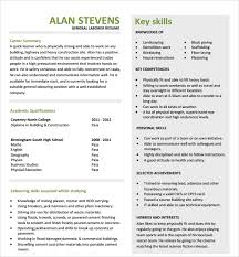 12 Construction Resume Templates Samples Examples Format