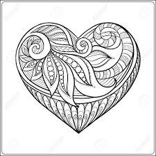 Impressionnant Image De Coeur A Imprimer Gratuitement