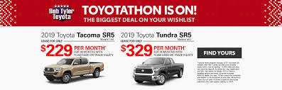 Toyota Dealership Pensacola FL | Used Cars Bob Tyler Toyota
