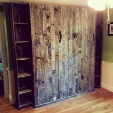 Rustic Murphy Bed Within Best 25 Farmhouse Beds Ideas On Pinterest Decor 16