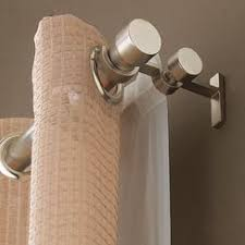 Umbra Verge Double Curtain Rod by Double Curtain Rod Would Be Perfect For Our Blackout Sheers