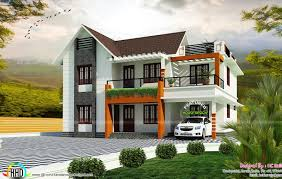 100 Design Of House In India 1800 Sqft 2 Floor House Plan S Plans Kerala House