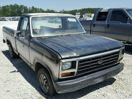 100 1982 Ford Truck F150 Mechanical Damage 1FTDF15F8CPA57982 Sold