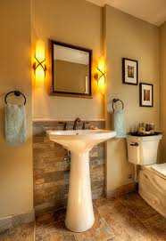 Small Half Bathroom Ideas Photo Gallery by 201 Best Bathroom Lighting Images On Pinterest Landscape