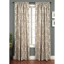 Nicole Miller Home Two Curtain Panels by Furniture Tuscan Italian Style Window Treatments Drapery Panels