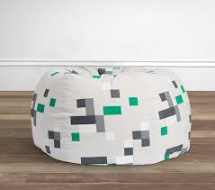 Minecraft Pixel Anywhere Beanbag™   Pottery Barn Kids CA Navy Star Glowinthedark Anywhere Beanbag Pottery Barn Kids Ca At Eastview Mall Closes And White Bean Bag The 2017 Wtf Guide To Holiday Catalog What Happened When Comfort Research Stopped Making Fniture For Pb Teen Ivory Furlicious Large Slipcover 41 Little Home John Lewis Grey Chair Amalias Playroom With Little Nomad Lovely Chairs Ikea Home Ideas Emstar Warsem Bb8 Only In 2019 Madison Faux Suede 5foot Lounge By Christopher Knight