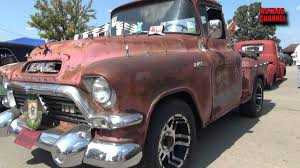 1957 GMC Rat Rod Pickup Truck 2014 Redneck Rumble - YouTube 1957 Gmc 150 Pickup Truck Pictures Halfton Panel 01 By Darquewander On Deviantart Rm Sothebys Series 101 12ton The 4x4 Volo Auto Museum Mag Wheels Day Bring The Wife In Project 100 Jimmy Hot Rod Network 1956 Pick Up Rat Chopper Bobber Hauler 1958 2014 Redneck Rumble Youtube Heartland Twitter So As You Can See Tys Classic Stepside Show Truck Resto Mod Ncours De Elegance Happy 100th To Gmcs Ctennial Trend