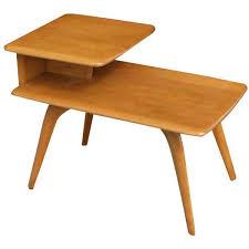 Heywood Wakefield Chairs Antique by Vintage Heywood Wakefield Side Step End Table Chairish