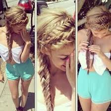 Braided Hairstyles For Summer