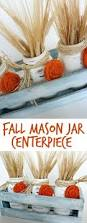 Halloween Porch Decorations Pinterest by Best 25 Fall Mason Jars Ideas On Pinterest Shabby Chic