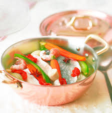 pot au feu de la mer aux petits légumes recette minceur weight