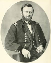 General In Chief Of The Union Army Ulysses S Grant 1865