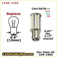 1142 led 1152 led lba15d18ww lba15d18cw lba15d18u lba15d18rd