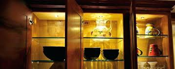lighting inside kitchen cabinets creative of inside cabinet