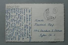 ak vilseck 1930 1950 mehrbildkarte gasthof zum hirschen tor