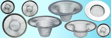Mesh Sink Strainer With Stopper by Stainless Steel Mesh Sink Strainers Sizes Types Kitchen Strainer
