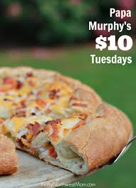 Papas Pumpkin Patch Kansas by Papa Murphys 10 Tuesday Any Large Pizza For 10 Thrifty Nw Mom