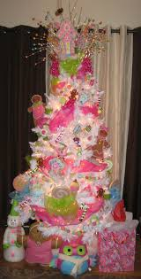 Type Of Christmas Tree Decorations by Best 25 Pink Christmas Decorations Ideas On Pinterest Pink