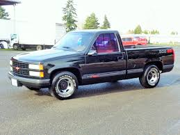 1990 Chevrolet SS 454 502 Pickup Truck 1500 1991 1992 1993 Chevy ...
