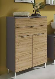 monson badezimmer kommode graphit grandson eiche günstig möbel küchen büromöbel kaufen froschkönig24