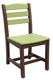 Outer Banks Polywood Folding Adirondack Chair by Commercial Outdoor Poly Lumber Restaurant Or Poolside Chairs