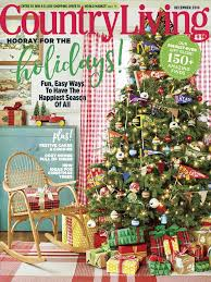 Home Decor Magazine Subscription by Country Living Magazine December 2016 Edition Texture