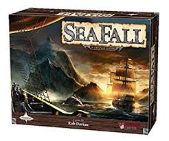 Seafall Board Game Amazoncouk Toys Games