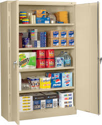 tennsco storage made easy jumbo storage cabinet assembled