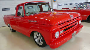 1961 Ford F-100 Pickup Stock # 121964 For Sale Near Columbus, OH ...