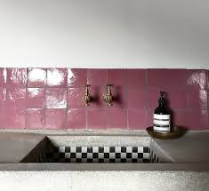 Delicious Pink Tile Im Not Normally A Fan Of BUT On