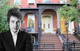 100 Keys To Gramercy Park Historic Townhouse From Bob Dylan Album Cover Sells For 23