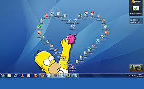 bureau windows restaurer l organisation des icônes du bureau sous windows