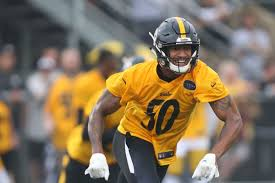 Steelers Behind The Steel Curtain by Ready Or Not The Time For The Steelers To Lean On Caveats Is