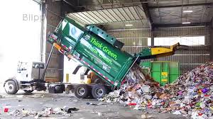 100 Trash Truck Video For Kids The Garbage Song By Blippi _ Songs For Video Dailymotion