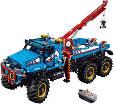 LEGO Technic 42070 - 6x6 All Terrain Tow Truck | Mattonito Lego 60137 City Tow Truck Trouble Juniors 10735 Police Recovery The Lego Car Blog Itructions 7638 Jual 60081 Pickup Set New Vehicles Minds Alive Toys Crafts Books Truck And Car Split From 60097 Review Buy Incl Shipping Amazoncom Great 60056 Games I Brick Duplo 10814 End 152017 315 Pm At Hobby Warehouse