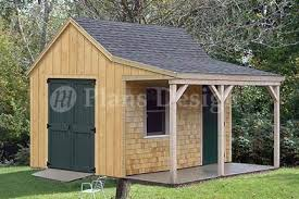8x12 Storage Shed Blueprints by Free 8 X 12 Gambrel Shed Plans Shed Ideas Pinterest Gambrel