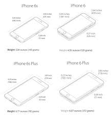 iPhone 6s iPhone 6s Plus How the new Apple phones differ from
