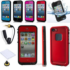 Genuine Redpepper Water Proof Case For Apple iPhone 6 Plus 4S